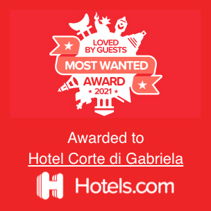 Loved by Guests 2021 Hotels.com award